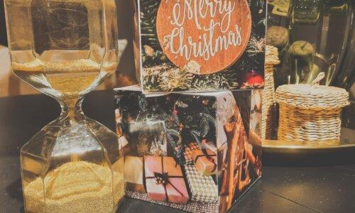Geschenke zu Weihnachten… Dahinter steckt sehr viel Arbeit!🥴