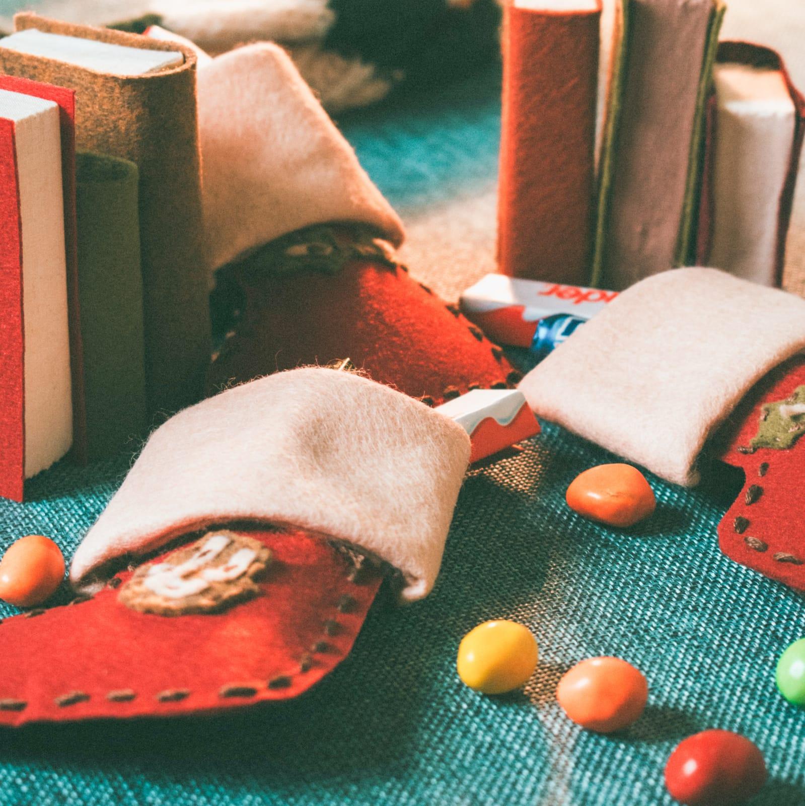 Ho-ho-ho, Morgen kommt der Nikolaus